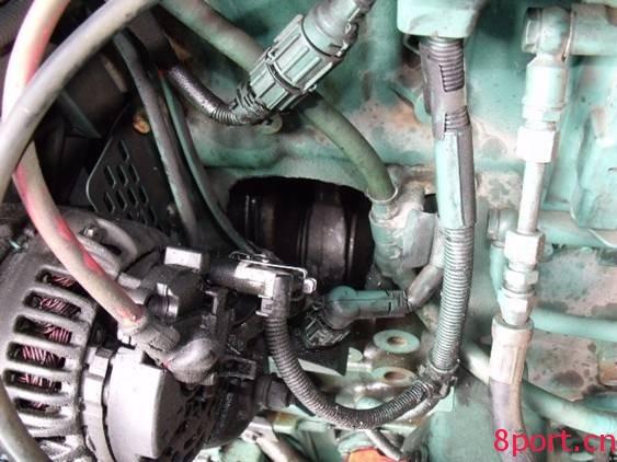 技术交流材料---------- VOLVO TAD1641GE发动机的结构特殊性及其保养检查的重点-港口技术安全网