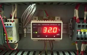 轮胎吊电气房温烟预警系统的开发应用 -港口技术安全网