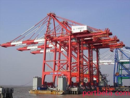 三、岸边集装箱起重机(桥吊)安全技术操作规程-港口技术安全网