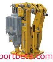 YP1、yp21、YP31、YP41型电力液压盘式制动器介绍-港口技术安全网