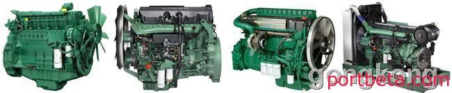 瑞典富豪沃尔沃T(A)D 420/520/620/720GE/VE柴油发动机维修-港口技术安全网