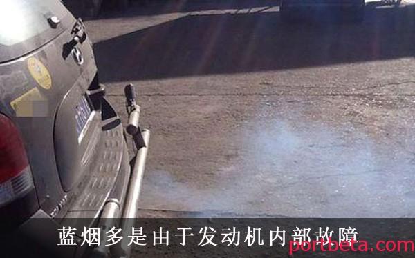 发动机工作时烟度太大的原因与维修-港口技术安全网