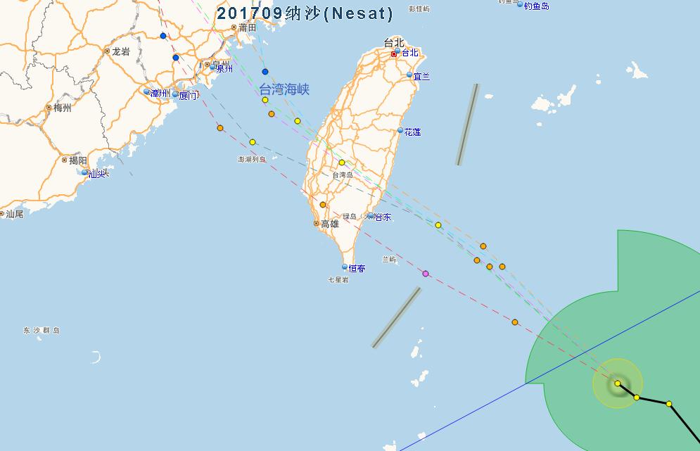 台风又要来作祟了...-港口技术安全网