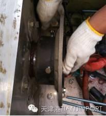 【科技设备】天津港岸桥电缆滑环箱改造-港口技术安全网