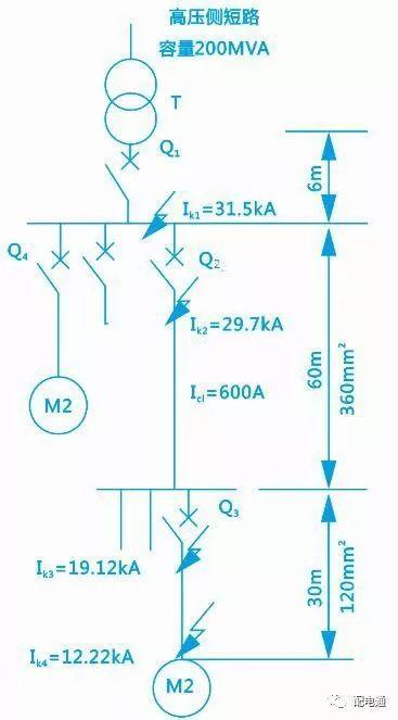 实例分析教你如何选配电系统各级断路器!!!-港口技术安全网