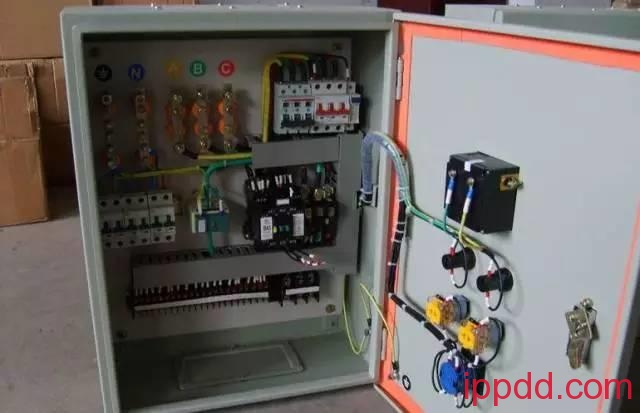 常用配电箱的内部结构、部件详细解析-港口技术安全网