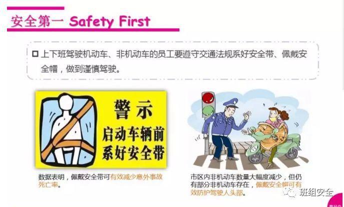 知识丨员工上下班交通安全要注意什么?-港口技术安全网