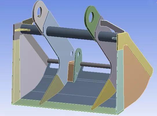 【本期聚焦·港口机械】38 t长撑杆四索双瓣矿石抓斗扩容改造-港口技术安全网