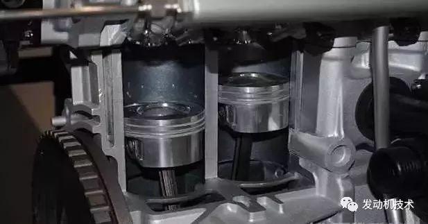发动机 明明不漏油,为什么机油却越用越少?-港口技术安全网