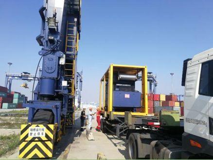 技术分享-锂电池场桥应急充电流程-港口技术安全网