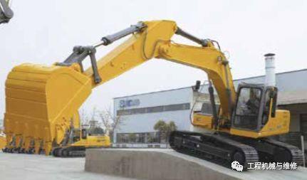 修机|挖掘机行走跑偏原因都在这里-港口技术安全网