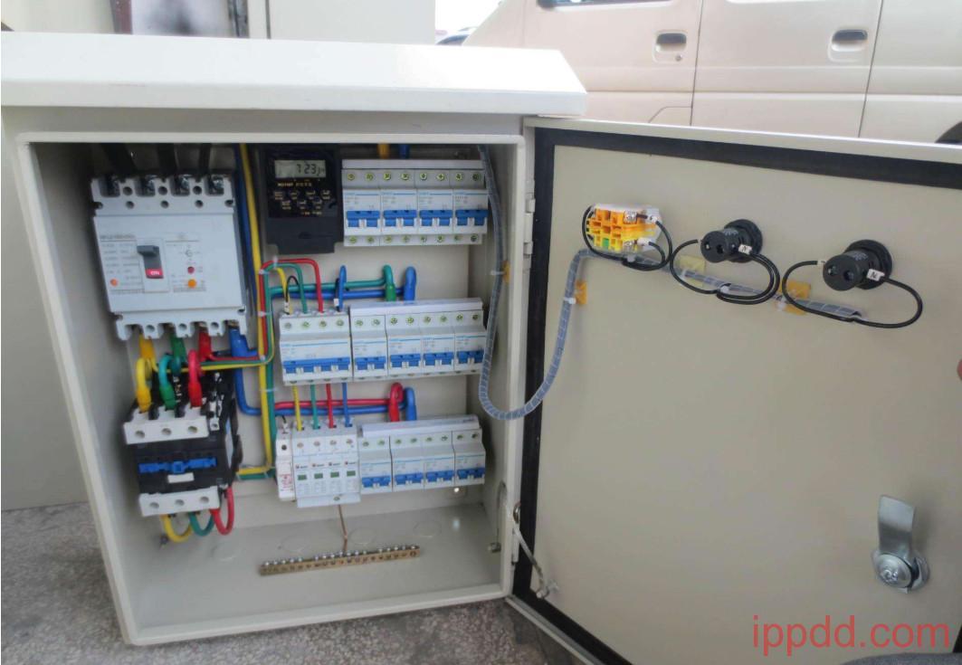 施工现场临时用电:配电箱一级二级三级定义及管理规范-港口技术安全网