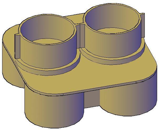 【港口基建】箱筒型基础结构及其气浮拖运和定位下沉安装方法-港口技术安全网
