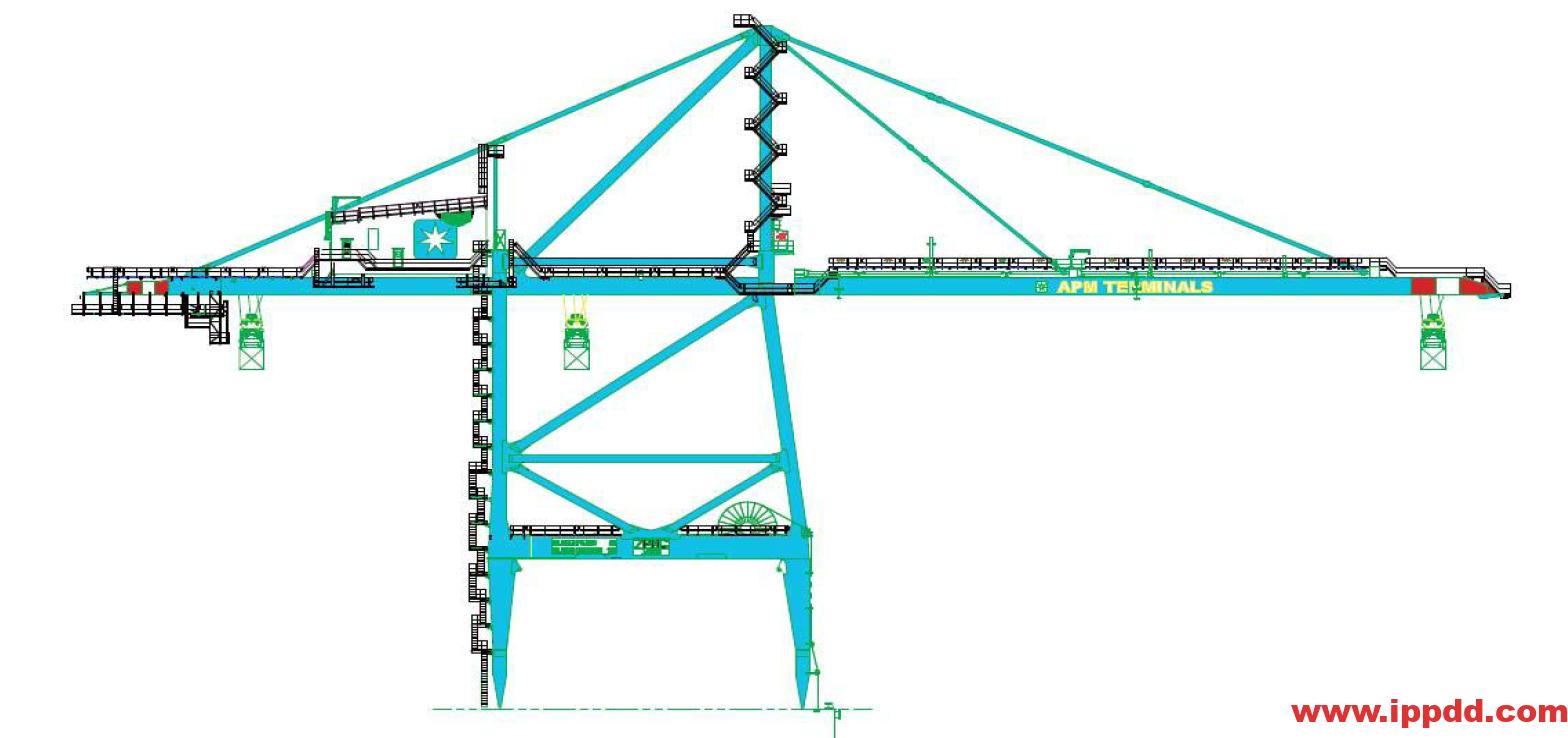 实现本质安全的岸桥锁装置和各类保护之起升篇-港口技术安全网
