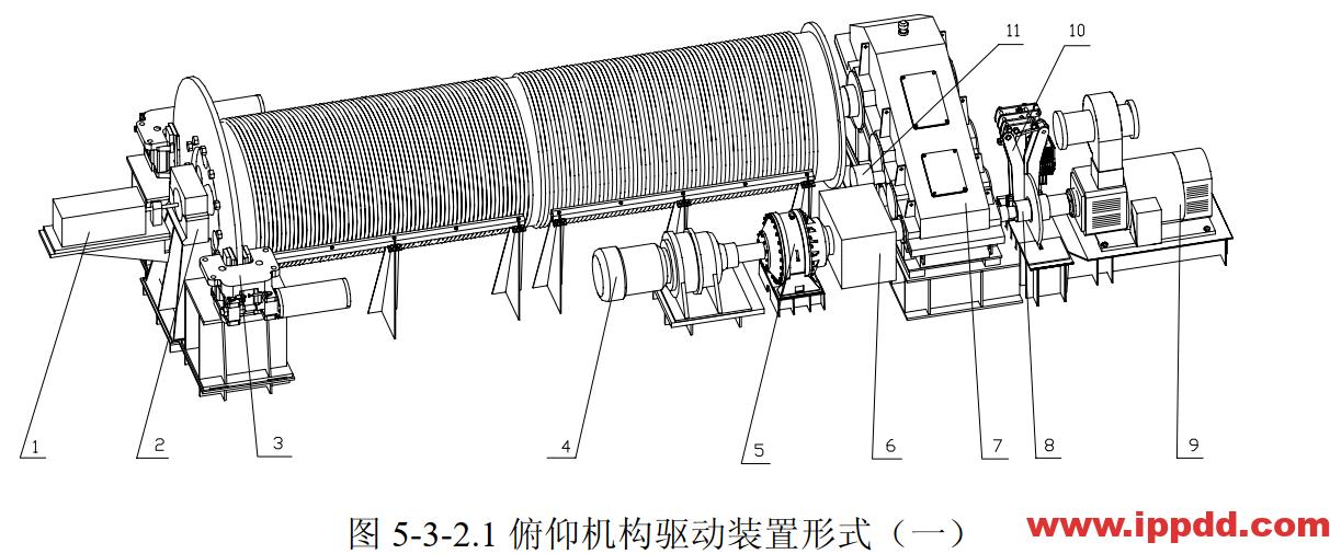 岸桥俯仰机构设计计算培训教程-港口技术安全网