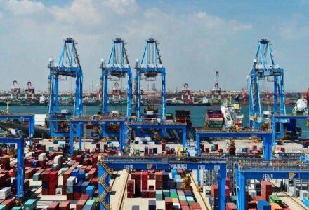 7月全国港口吞吐量数据来了!-港口技术安全网