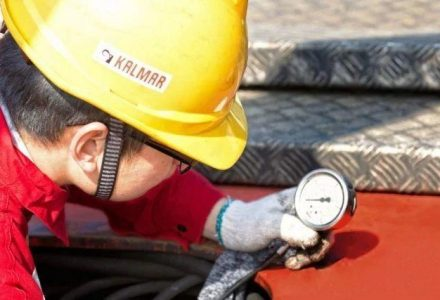 【快速维修故障案例及研讨类技术文】DRF450正面吊出现271#故障代码-港口技术安全网